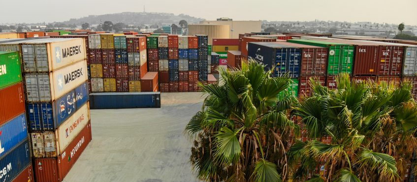 IMC Companies Opens New Container Storage Facility in Long Beach